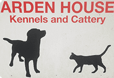 Arden House Kennels and Cattery Company Logo
