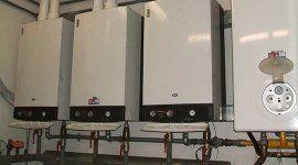 Installazione caldaie, centrali termiche condominiali