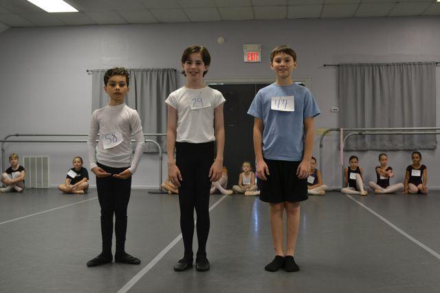 NWA Conservatory   Ballet Class Descriptions Ages 2 through