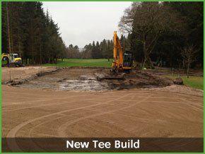 New tee build
