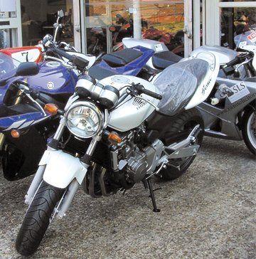 Car body repairs - Conisbrough - DH Auto Services - Motorbikes