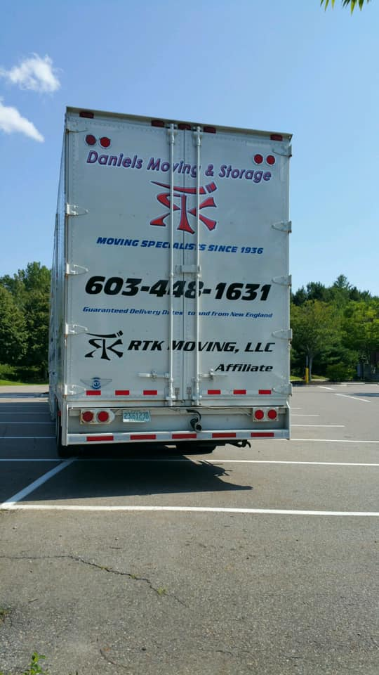 Household Goods Moving Amp Storage Lebanon New Hampshire