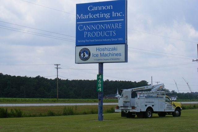 Electric Signs Goldsboro, NC