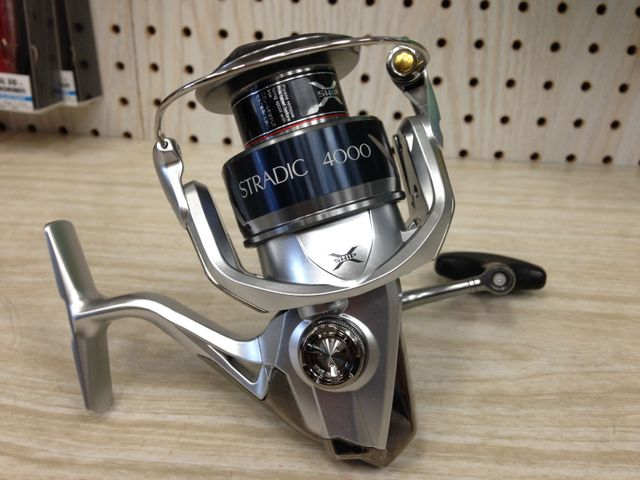 Shimano Stradic 4000 FK available at Charley's in Honolulu