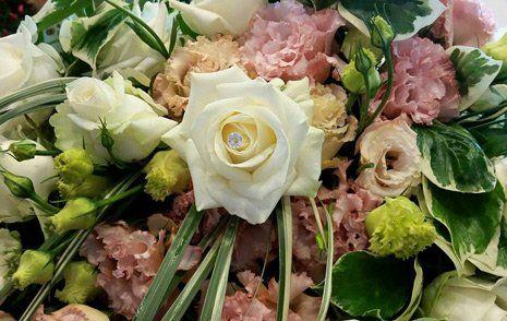 Composizioni floreali Pederiva a Valdobbiadene