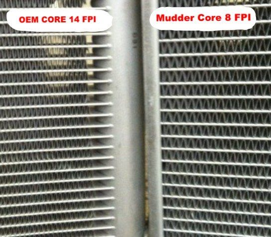 Side by Side | Can Am Commander Radiator | Accessories