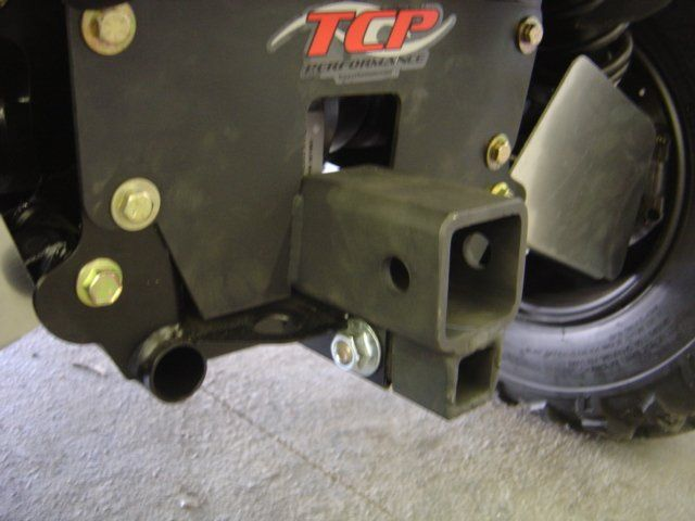 TCP Performance | Polaris RZR Turbo | RZR XP | RZR XP 4 | Radiator