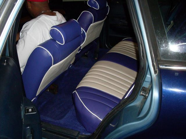 Auto Upholstery Fayetteville & Hope Mills, NC | Headliner Repair