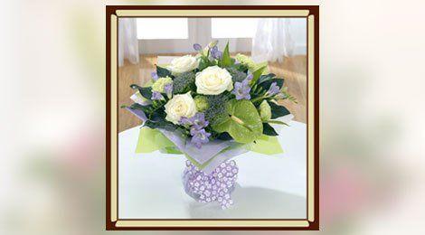 Classic flower bouquet