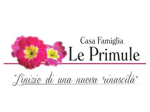 CASA FAMIGLIA LE PRIMULE - LOGO