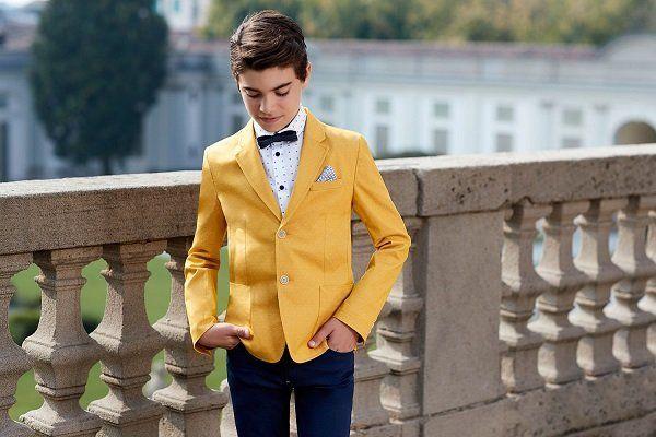 5d8054e38712 Carlo Pignatelli Cerimonia Bambini. Oltre alle proposte relative agli abiti  da sposo ...
