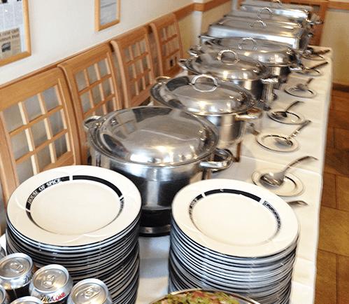 Indian food catering in Haddenham