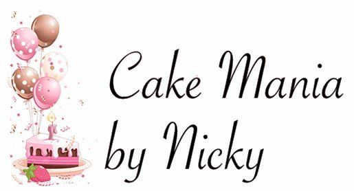 Cake Mania by Nicky logo