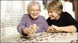 centro assistenza anziani