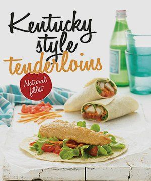 Kentucky style tenderloins