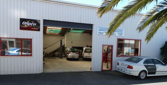 car repairs experts in New Plymouth