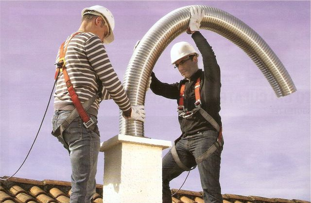 chimney lining installer