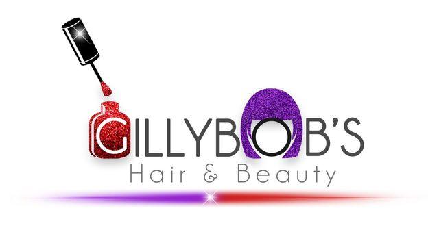 Gillybob's Hair & beauty logo