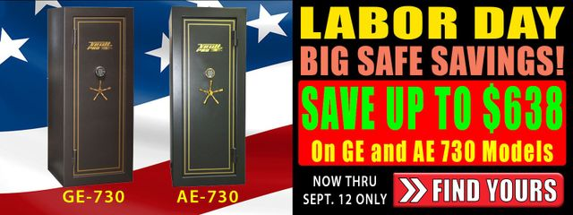 Premium American Safes | Large Fireproof Safes made in USA