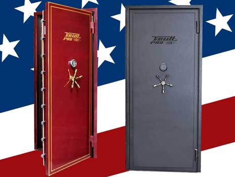 Vault Doors I Safe Room Doors I American Vault Doors for