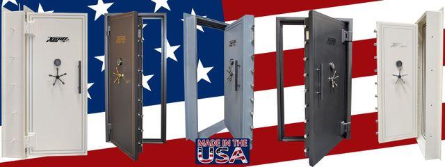 Gun Safes | Best Safe Made in USA | Vault Doors | Storm Shelter
