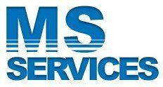 MS SERVICES logo