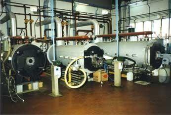 cisterne impianto idrico