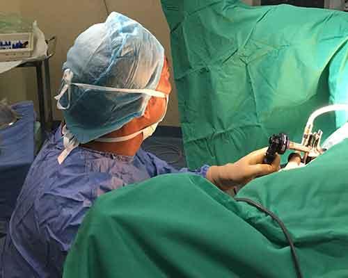 operazione urologica