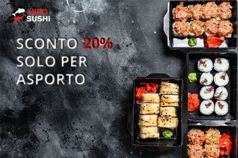 Ricetta Sushi Hiro.Ristorante Giapponese Quarrata Hiro Sushi