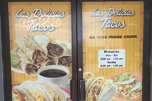 Homemade Tortillas San Antonio, TX