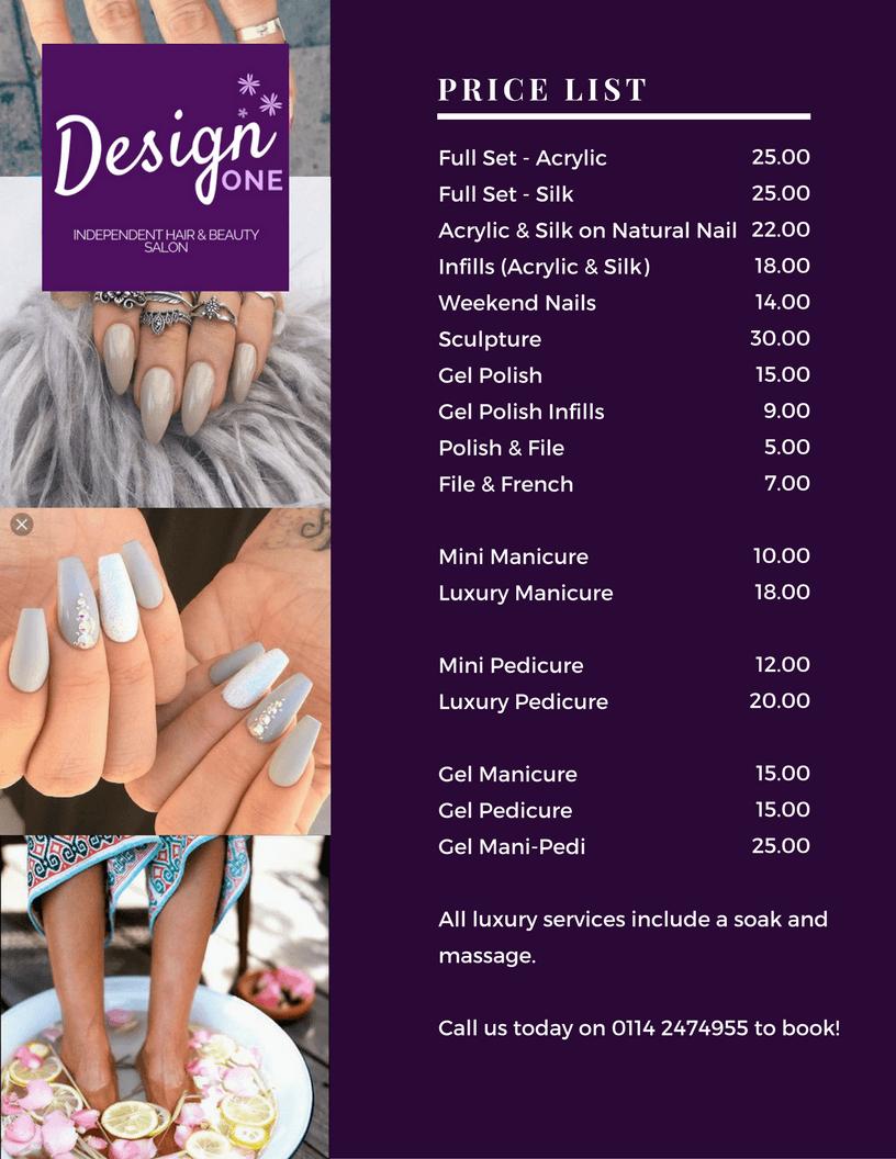 Beauty Salon in Halfway, Sheffield | Design One