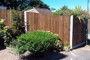 wooden fences for your garden