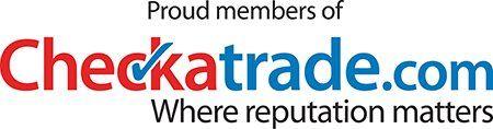 Check-a-trade logo