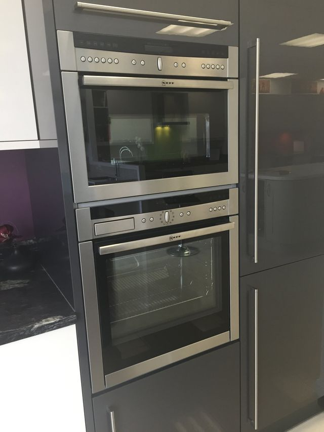 Wall oven installed by Experts from Andrew Collins