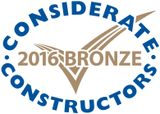 Considerate Contractors logo