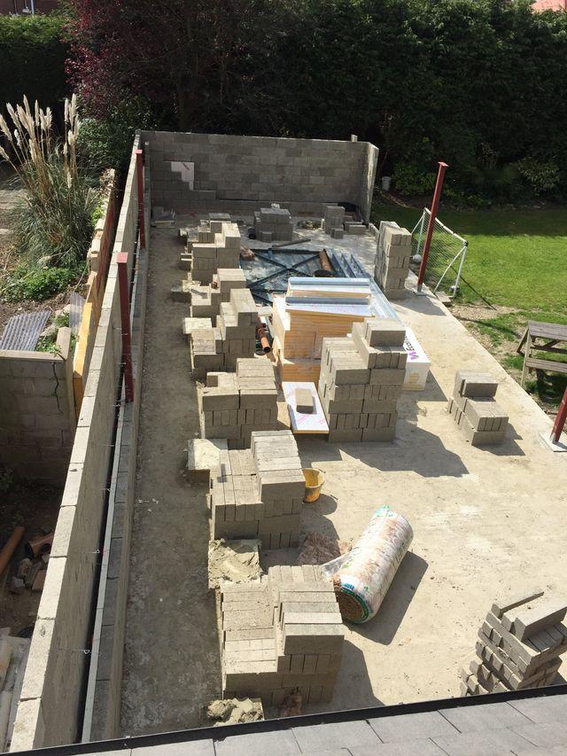 New builds  - Wakefield - DC King Builders - Brick work