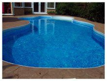 Swimming pools and services