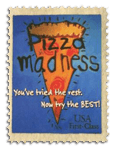 Pizza Madness Logo