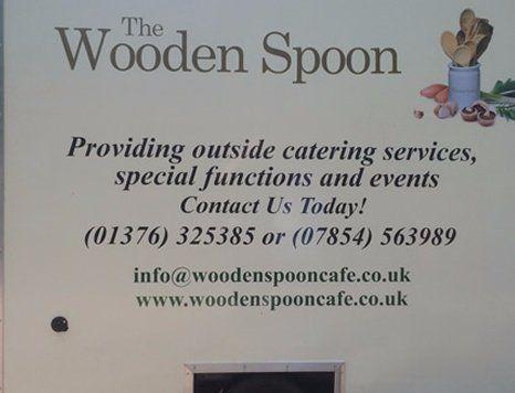 The Wooden Spoon board