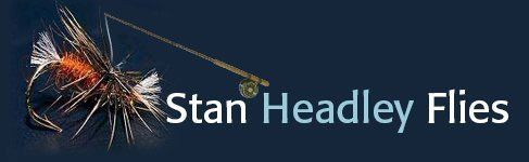 Stan Headley Flies logo
