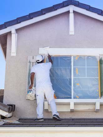 Exterior House Painting Austin, TX – Brilliant Painting & Remodeling Services, LLC