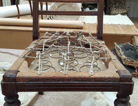 Unrestored Chair