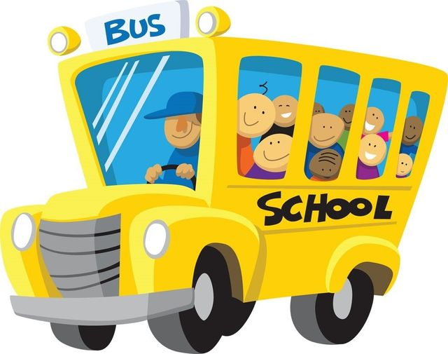 Image result for picture of school bus and van together