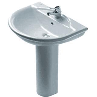 un lavabo con un rubinetto