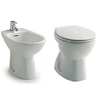 un wc e un bidet
