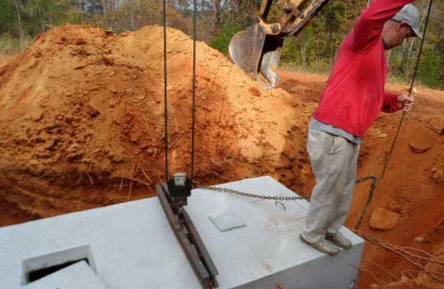 Septic tank repair in Archdale, NC