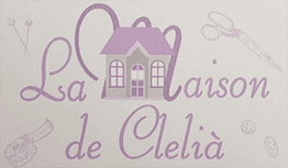 LA MAISON DE CLELIA'-LOGO