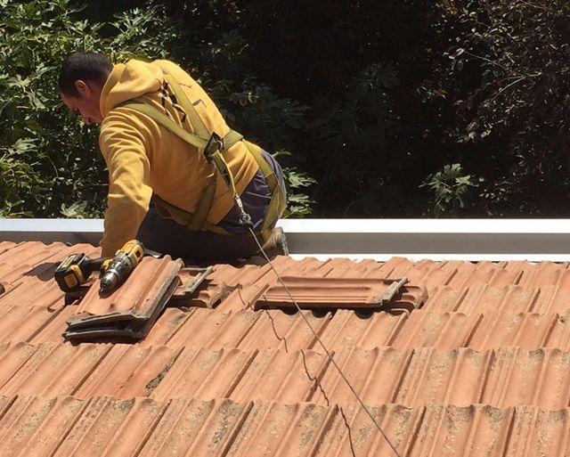 L'ottone permette di creare belle forme nel suo rinnovato tetto