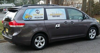 Taxi and Car Service - Freehold, NJ - KB Taxi & Car Service