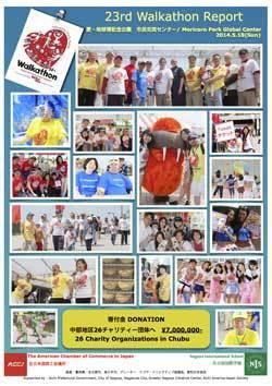 2014 Chubu Walkathon Report